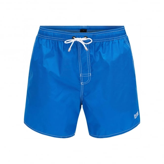 BOSS Hugo Boss Hugo Boss Lobster Quick Dry Birght Blue Swim Shorts 50332322
