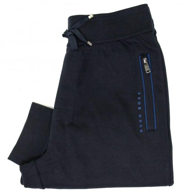 BOSS Hugo Boss Hugo Boss Long Pant Cuff Dark Blue Track Pants 50322097