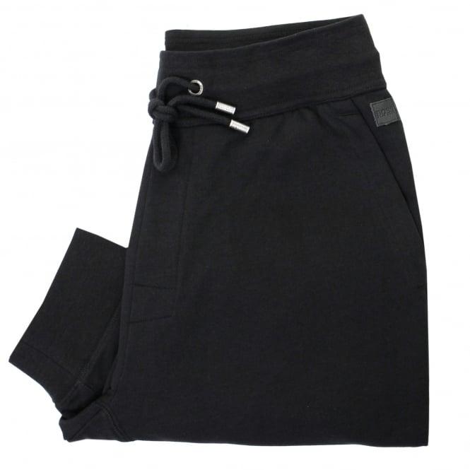 BOSS Hugo Boss Hugo Boss Long Pant Cuffs Black Sweatpants 50322108