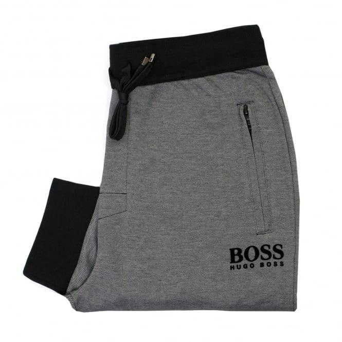 BOSS Hugo Boss Hugo Boss Long Pant Cuffs Black Track Pants 50326750