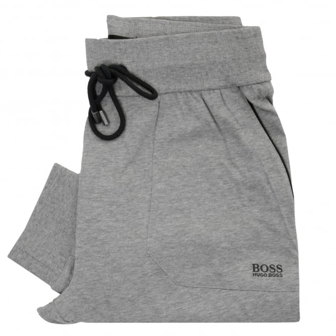 BOSS Hugo Boss Hugo Boss Long Pant Cuffs Medium Grey Pyjama Bottoms 50321984