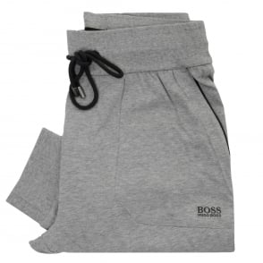 Hugo Boss Long Pant Cuffs Medium Grey Pyjama Bottoms 50321984