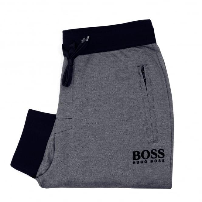 BOSS Hugo Boss Hugo Boss Long Pant Cuffs Navy Track Pants 50326750