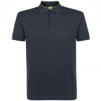 Hugo Boss Parox Navy Polo Shirt 50326209