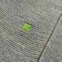 Boss Green Hugo Boss Paule 2 Light Grey Striped Polo Shirt 50320603