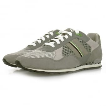 Hugo Boss Runcool Light Grey Shoes 50311636