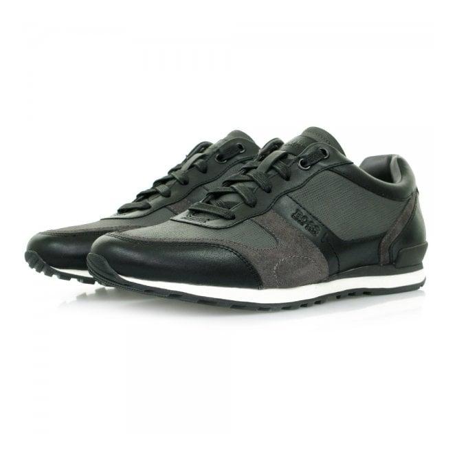 BOSS Hugo Boss Hugo Boss Runner Dark Grey Shoes 50305552