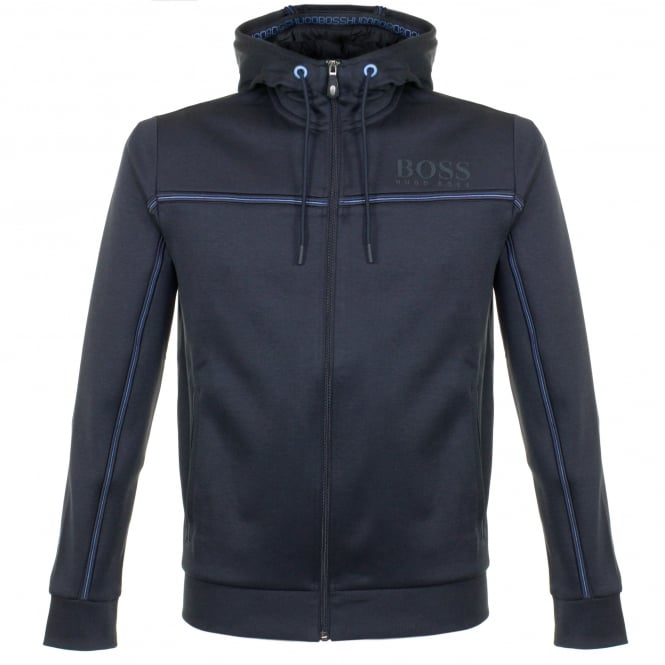 Boss Green Hugo Boss Saggy Navy Track Top 50324752