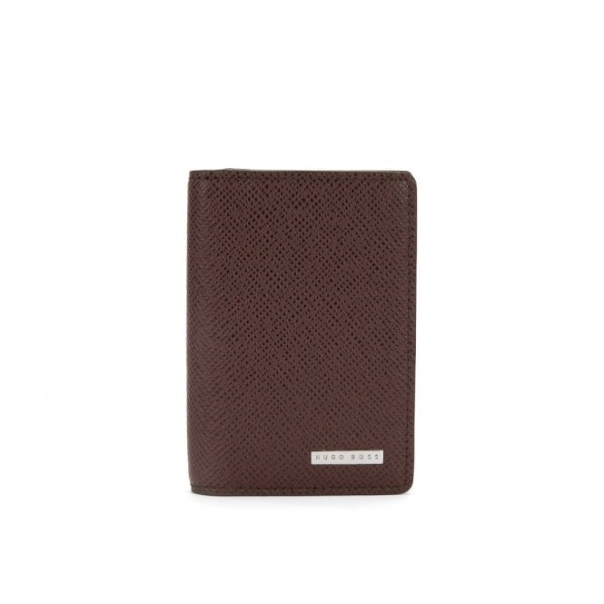 BOSS Signature Collection Hugo Boss Signature_B Dark Red Card Case 50311749