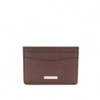 Hugo Boss Signature _S Dark Red Card holder 50311746
