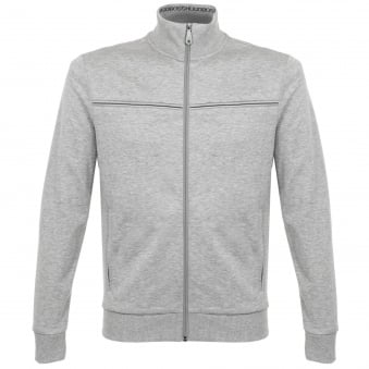 Hugo Boss Skaz Grey Track Top 50324768