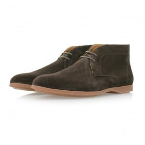 Hugo Boss Sodeser Dark Brown Boots 50310603