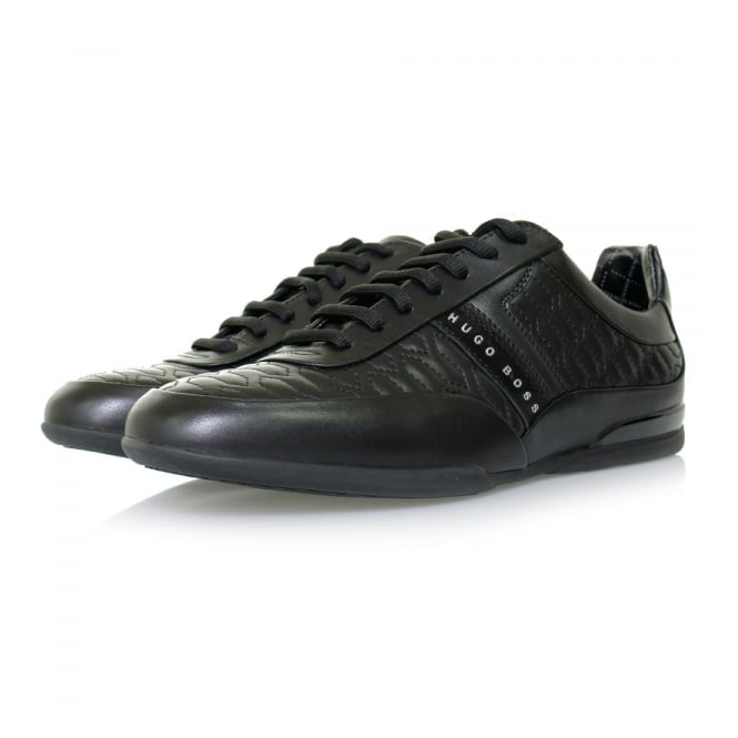 Boss Green Hugo Boss Space_Lowp_Itma Black Shoe 50322363