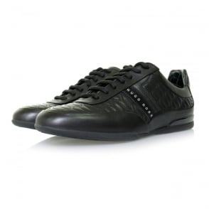 Hugo Boss Space_Lowp_Itma Black Shoe 50322363