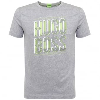 Hugo Boss Tee 2 Grey T-Shirt 50318905