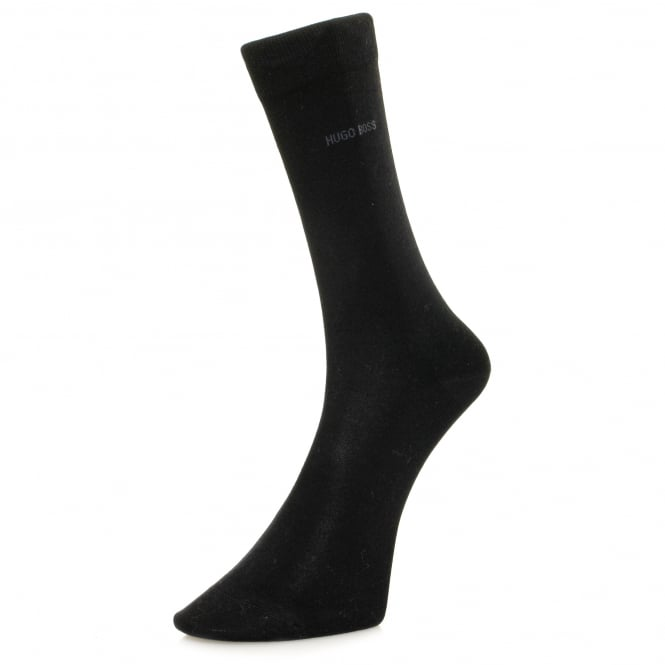 BOSS Hugo Boss Hugo Boss Twopack RS Design Navy Sock 50319263