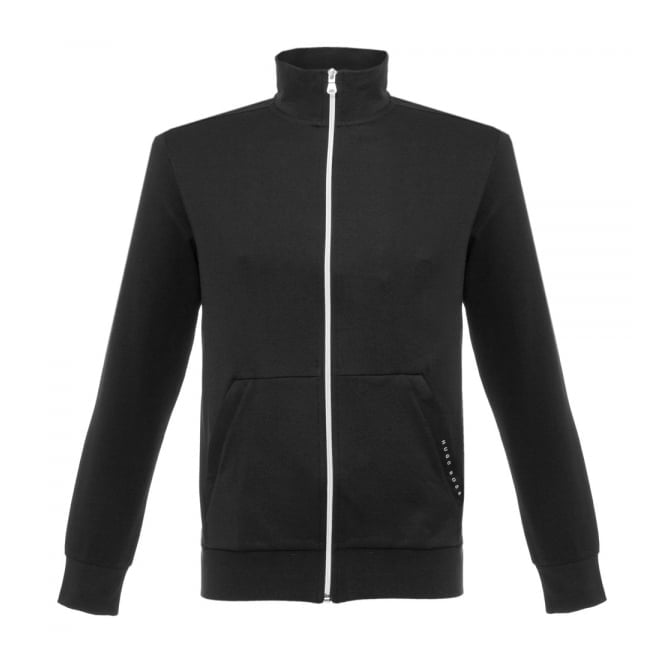BOSS Hugo Boss Hugo Boss Zip Black Jacket 50310542