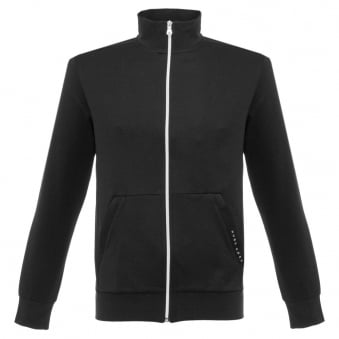 Hugo Boss Zip Black Jacket 50310542