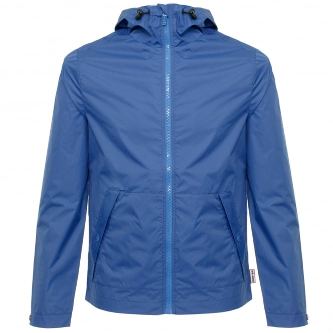 Hunter Original Lightweight Azure Blue Jacket MRO4069SAI