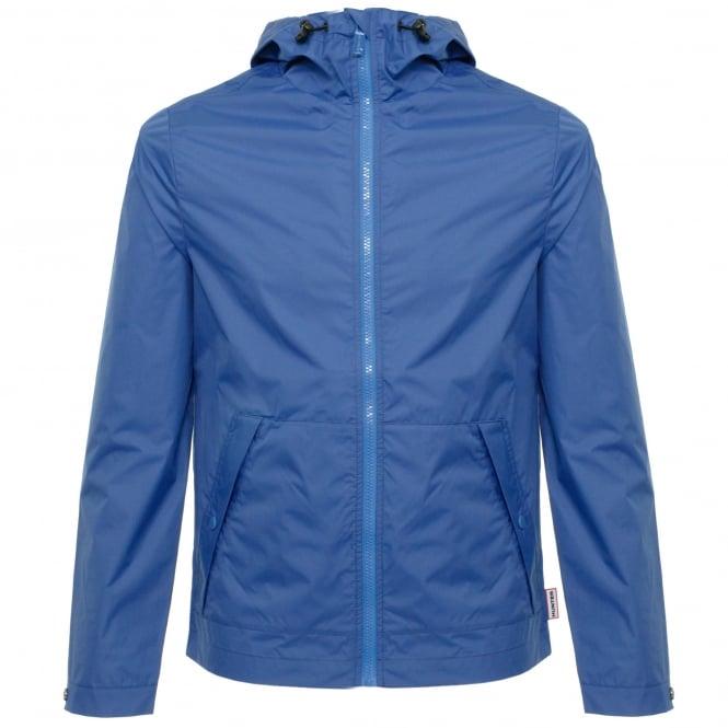 Hunter Hunter Original Lightweight Azure Blue Jacket MRO4069SAI