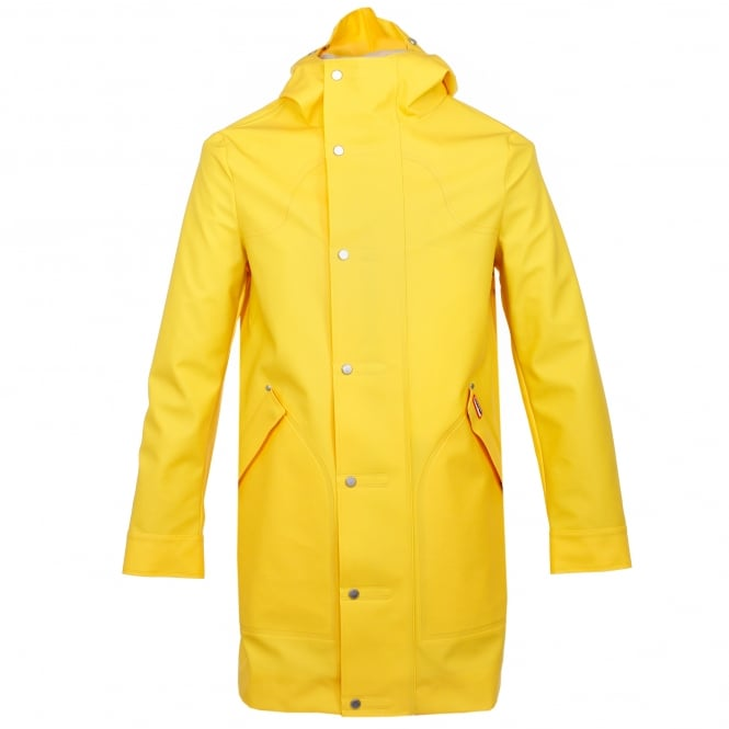 Hunter Original Rubberised Yellow Hunting Coat 10028805