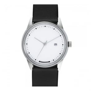 Hypergrand Maverick Silver White Watch CW3HSWBLK
