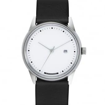 Hypergrand Maverick Silver White Watch CW3HSWBLK