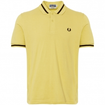 Ice Lemon Single Tipped Polo Shirt