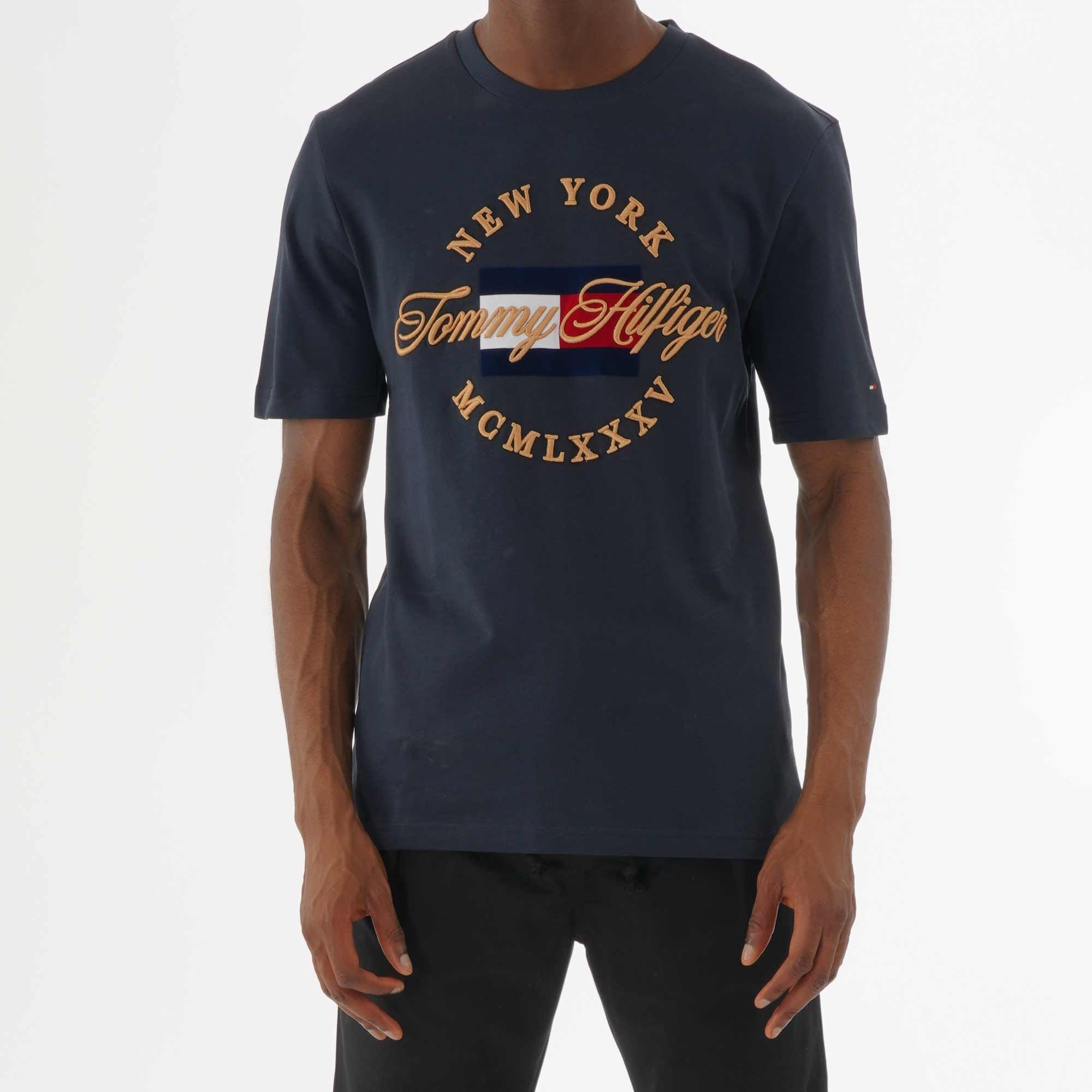 Icon Relax Fit T Shirt Sky Captain