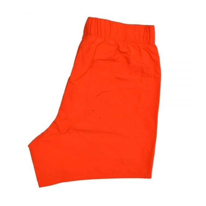 bf5145f082199 Lacoste Live Orange Swim Shorts MH7846 5MK