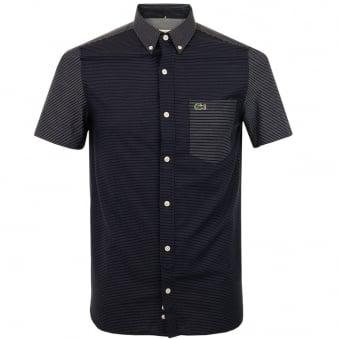 Lacoste Live Polka Dot Marino Shirt CH5264