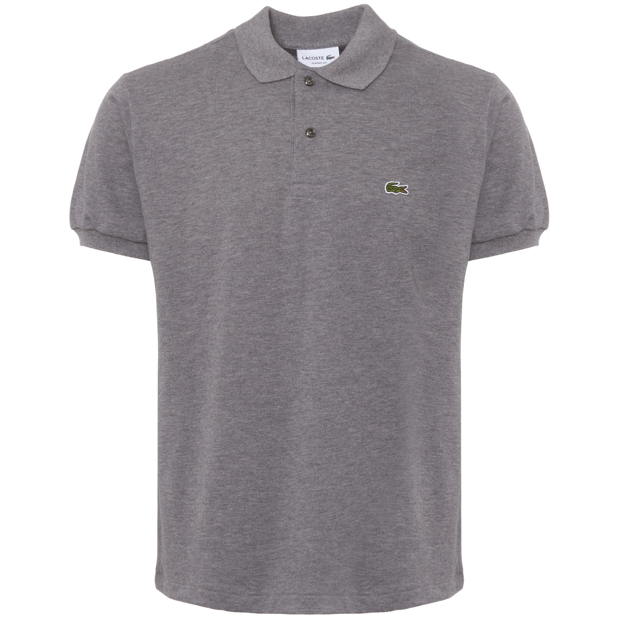 be747d28f Lacoste Pique SS Polo Shirt L1264 00 SVY