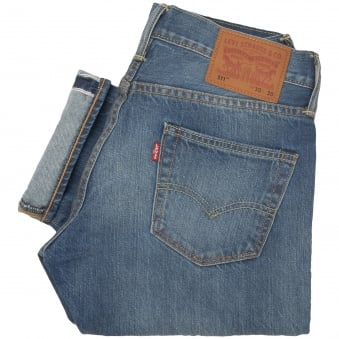 Levi's 511 Fender Slim Denim Jeans 04511-2179