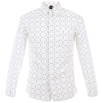 Levi's California Ocean Star White Shirt 52176