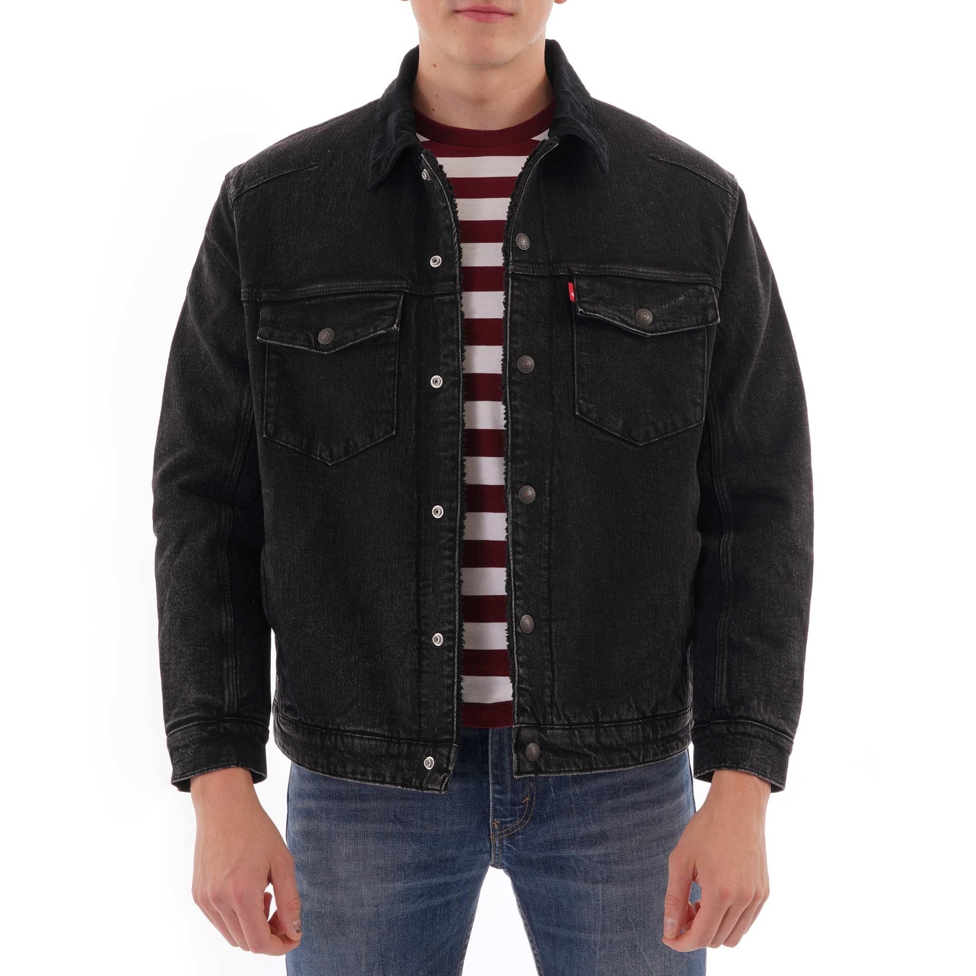 Trucker Jacket Dark Wash | Levi's® US