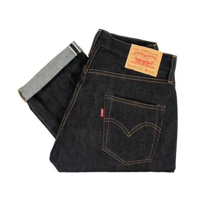 Levi's Vintage ® Levis Vintage 1962 551 ZXX Selvedge Denim Jeans