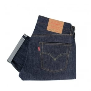Levis Vintage 1978 501 Dark Rigid Jeans 78501-0002