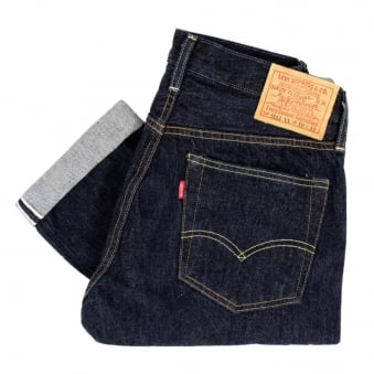 Levis Vintage 501Z XX 1954 Blue Wash Selvedge Denim Jeans 50154-0033
