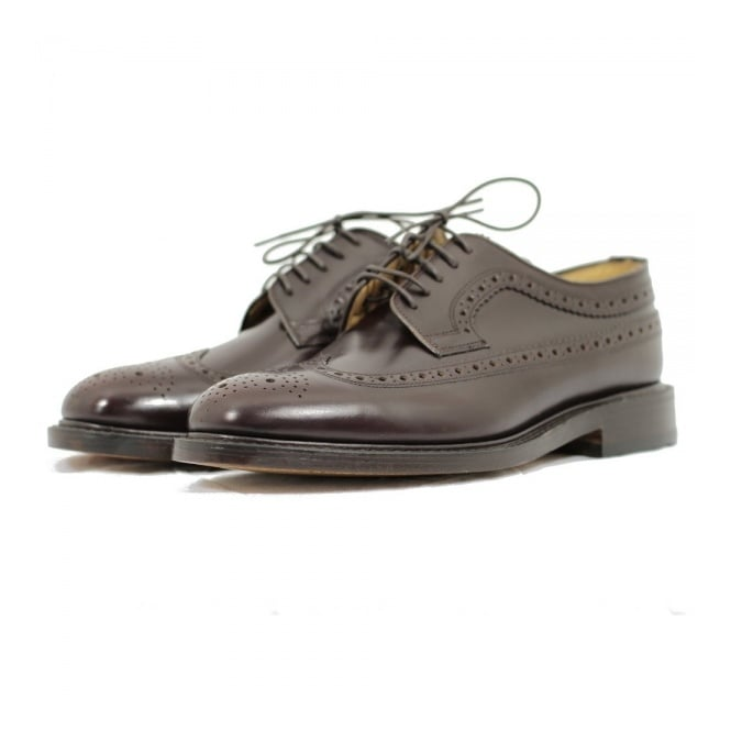 Loake Royal Burgundy Shoe