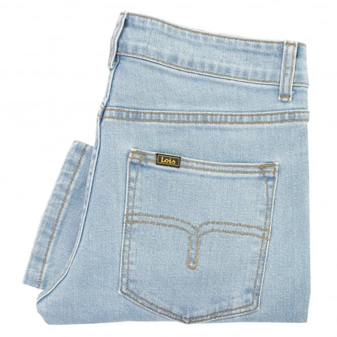 Lois Jeans Lois Sky Bleach Denim Jeans 181 2021