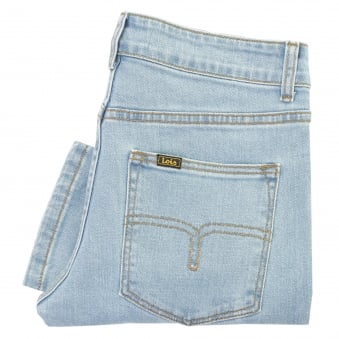 Lois Sky Bleach Denim Jeans