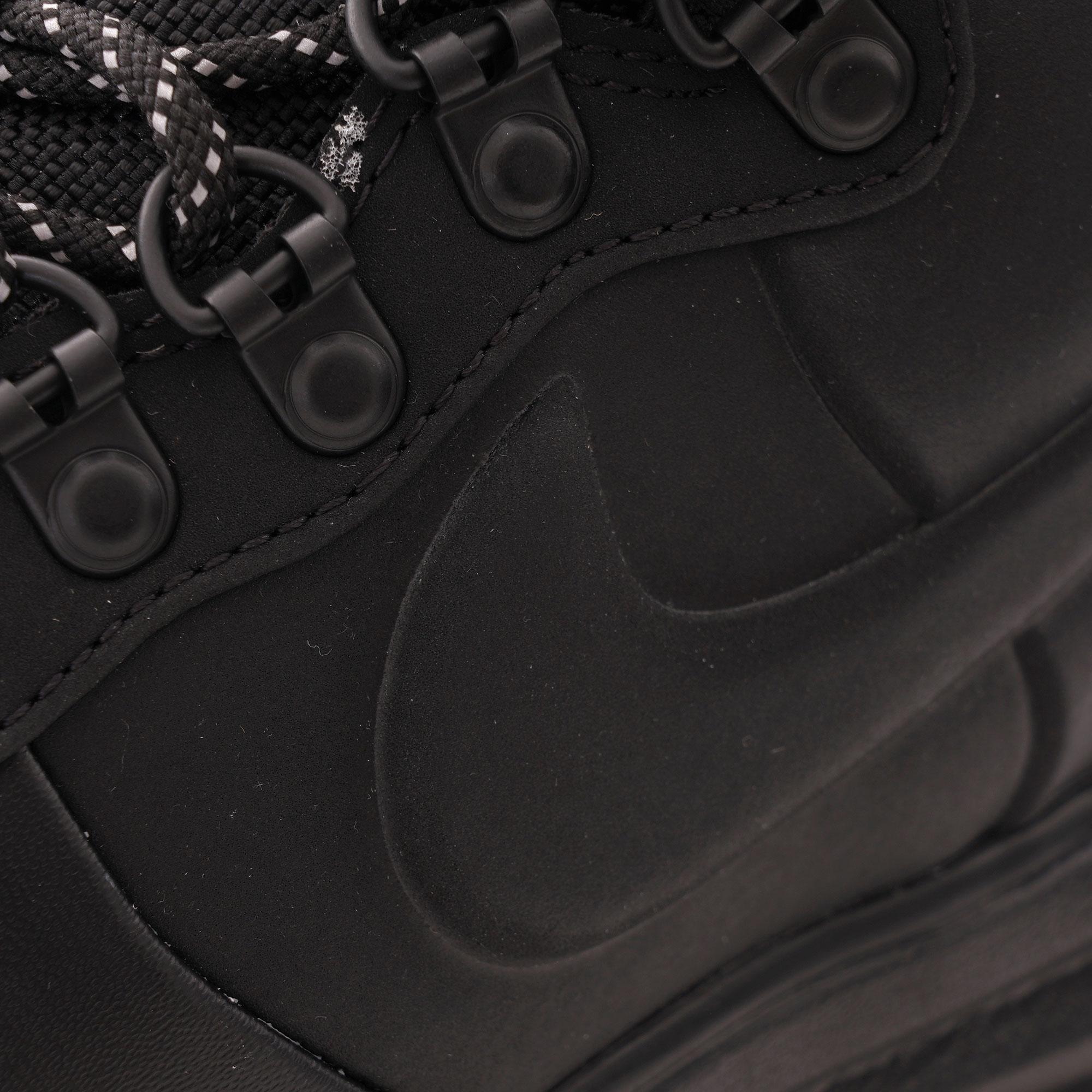 Nike Lunar Force 1 Duckboot '18 BlackBlackBlack