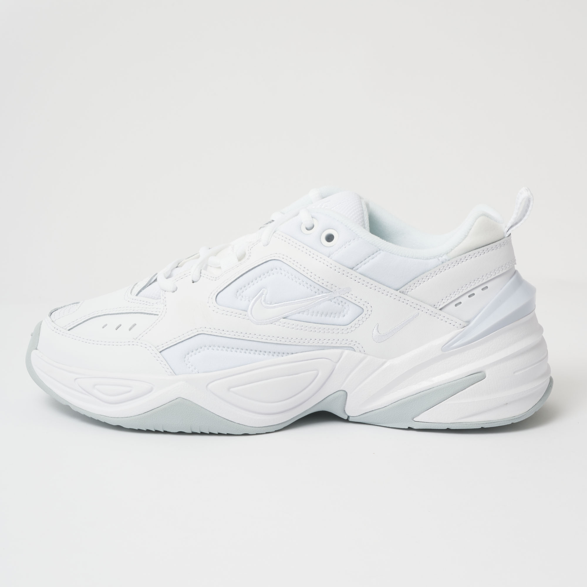 Nike M2K Tekno - White & Pure Platinum