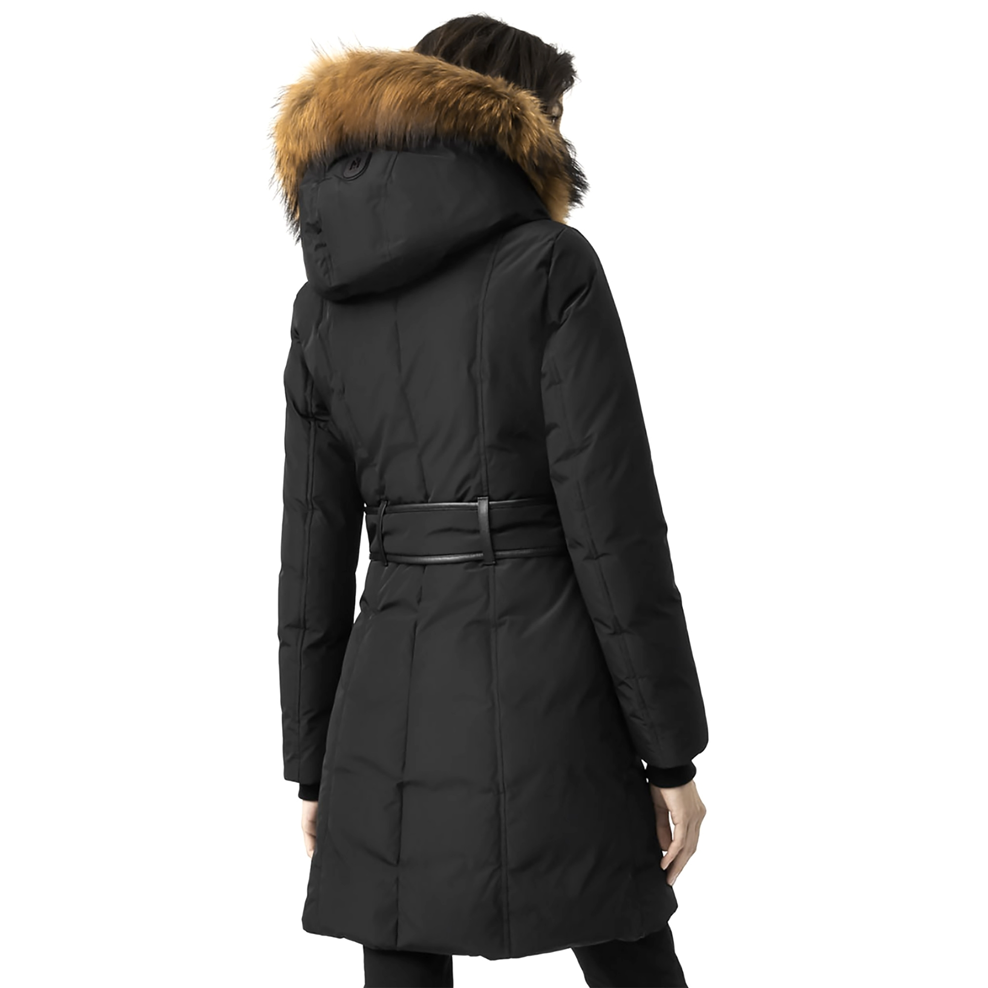 Fitted Parka