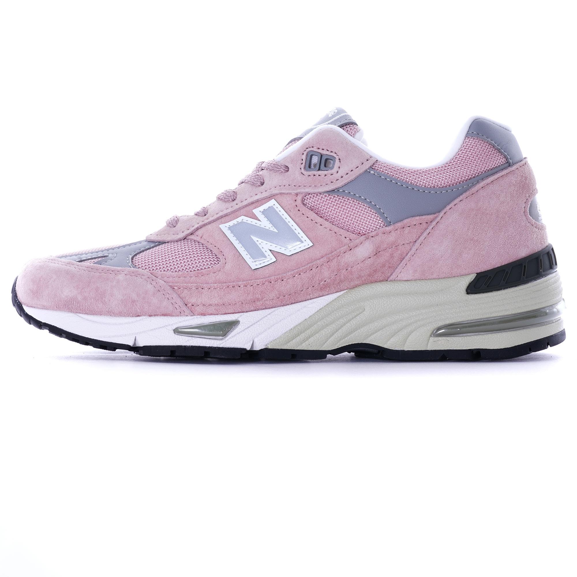 New Balance Made In England 991 | Pink | M991PNK-PNK