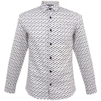 Matinique Passon White Shirt 477A