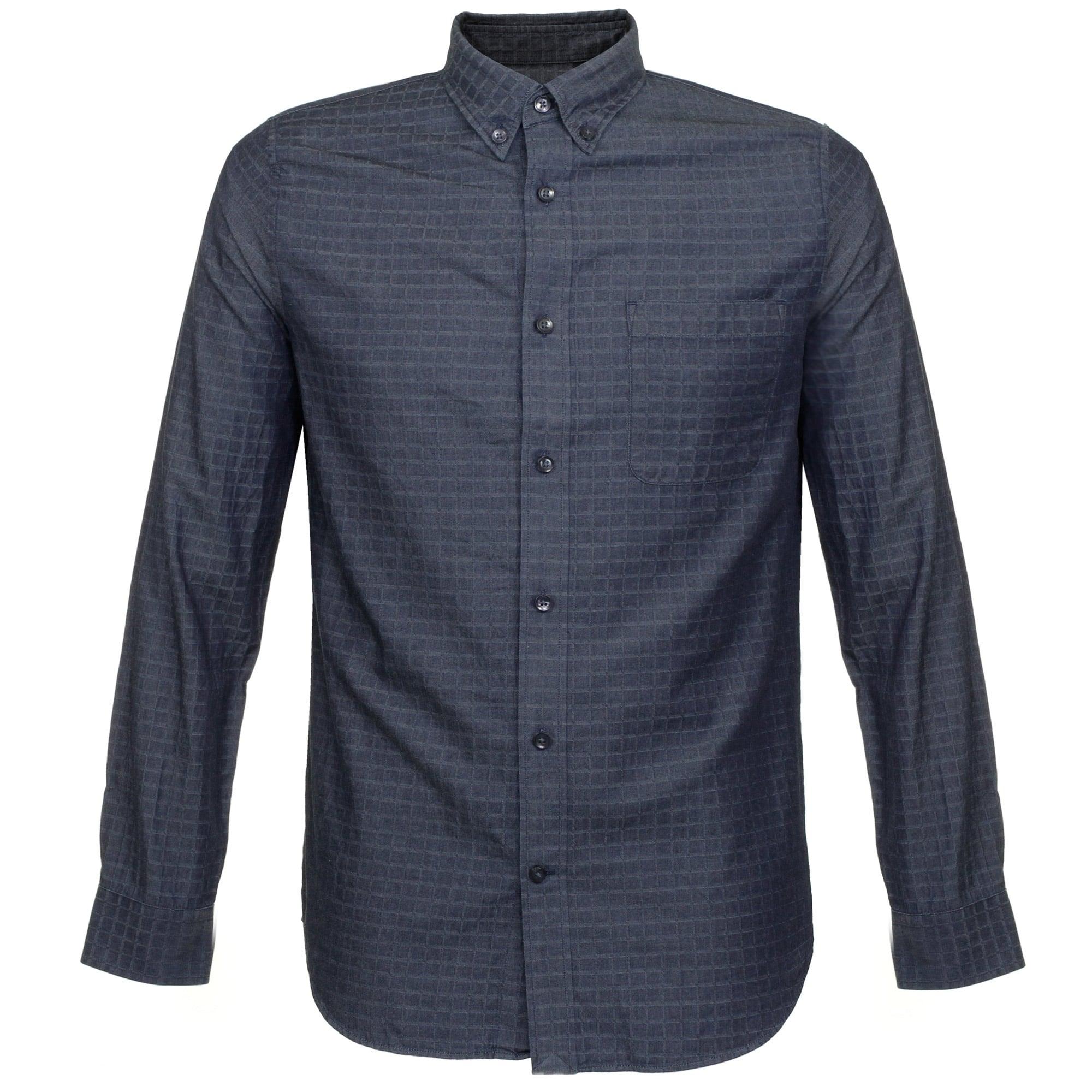 Matinique Trostol Check Dark navy Shirt 30201676