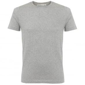 Merz B Schwanen 1950's Organic Cotton Grey T-Shirt