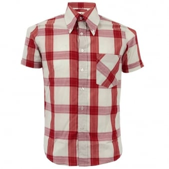 Mikkel Rude Poppy Check Shirt