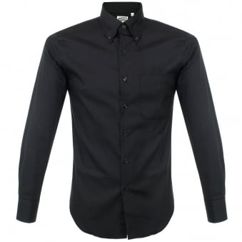 Naked and Famous Black Shirt 11508